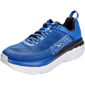 Hoka One One Bondi 6 Running Shoes Herren galaxy blue/anthracite
